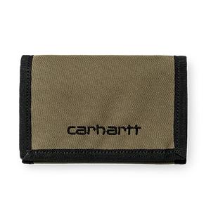 Carhartt Payton Wallet Brass/Black