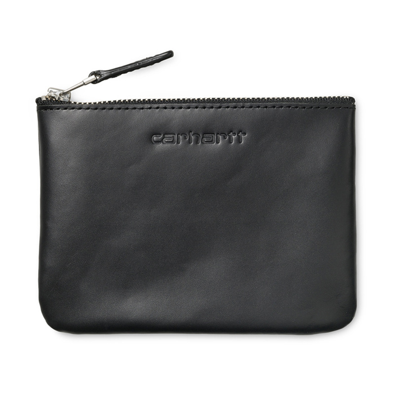 Carhartt Simple Zip Wallet Black
