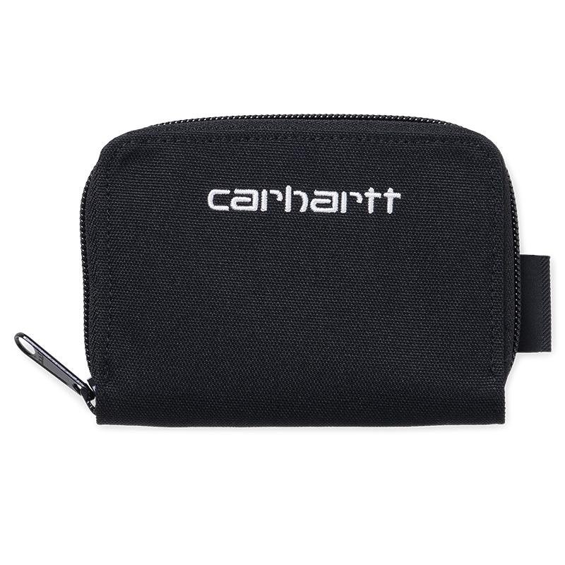 Carhartt WIP Payton Midi Wallet Black/White
