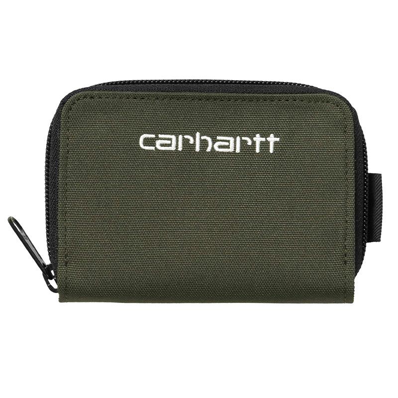 Carhartt WIP Payton Midi Wallet Cypress/White