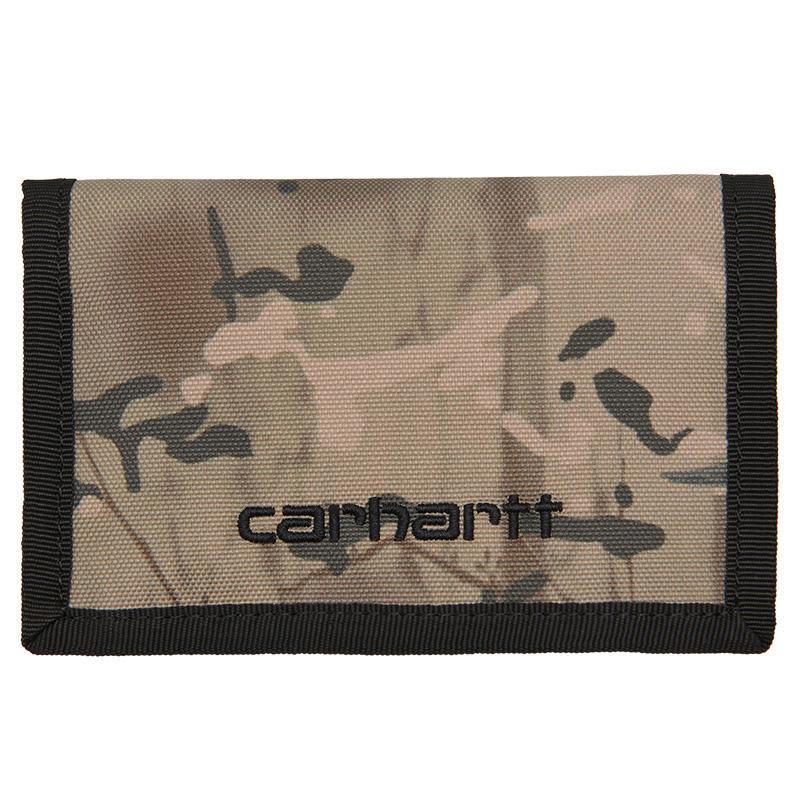 Carhartt WIP Payton Wallet Desert/Black
