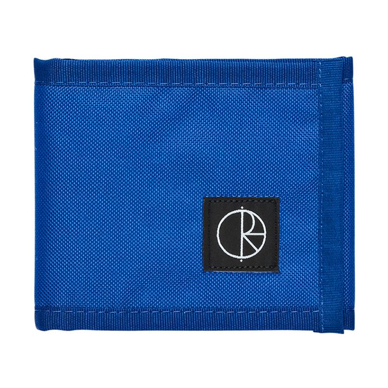 Polar Cordura Wallet Blue