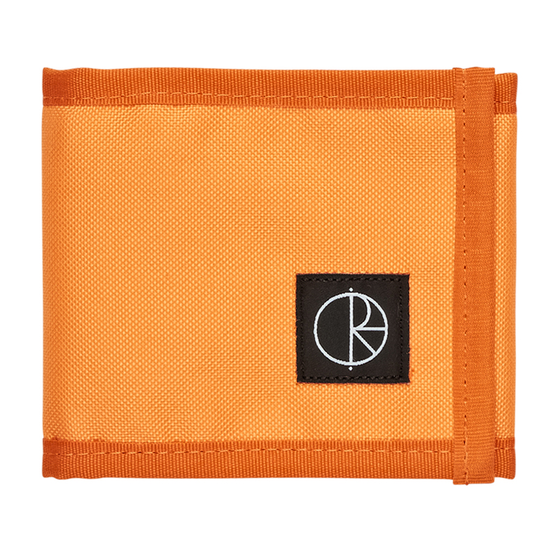 Polar Cordura Wallet Orange