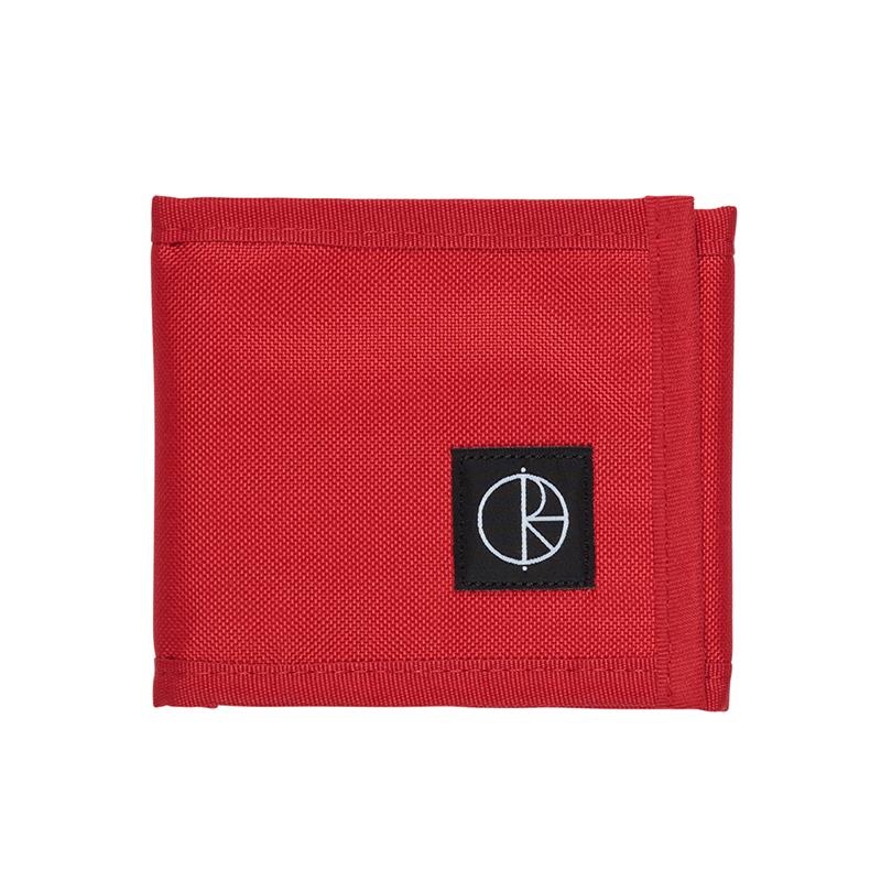 Polar Cordura Wallet Red
