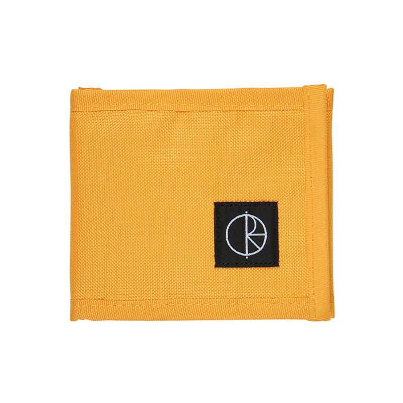 Polar Cordura Wallet Yellow