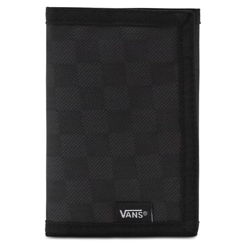 Vans Slipped Wallet Black/Charcoal