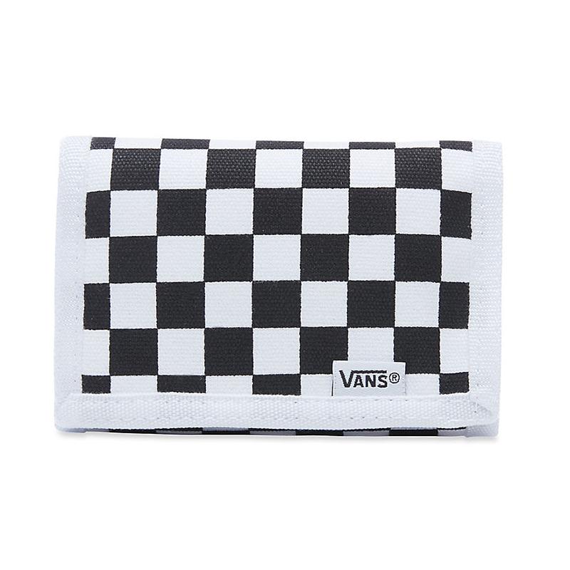 Vans Slipped Wallet Black/White