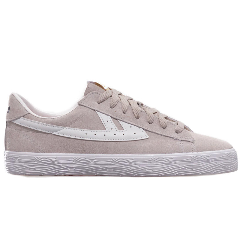 Warrior Shoes Dime Grey/White