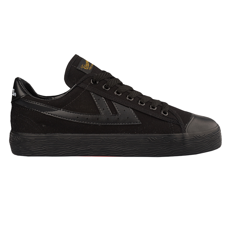 Warrior Shoes WB-01 Black/Black