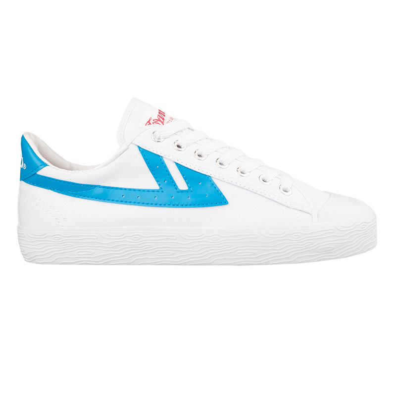 Warrior Shoes WB-01 White/Blue