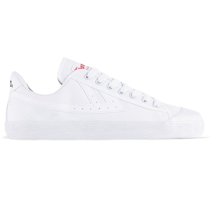 Warrior Shoes WB-01 White/White