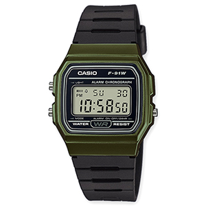 Casio F-91WM-3AEF
