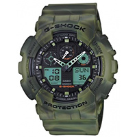 Casio G-Shock GA-100MM-3AER