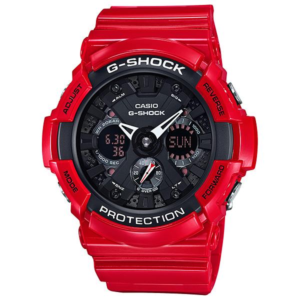 Casio G-Shock GA-201RD-4AER