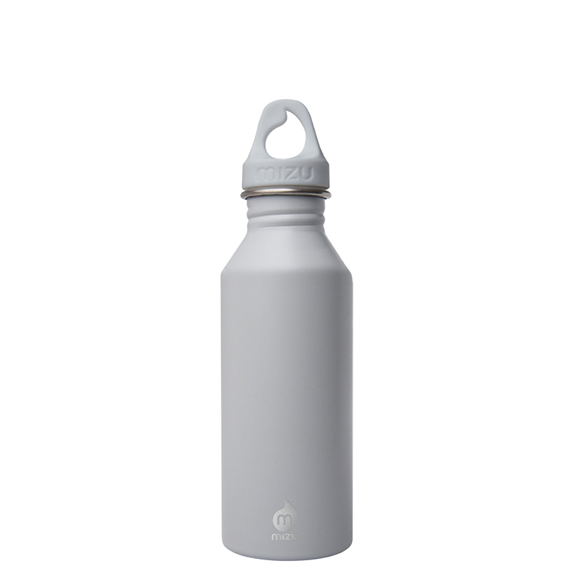 Mizu Waterbottle M5 Enduro Lt.Grey/Lt.Grey