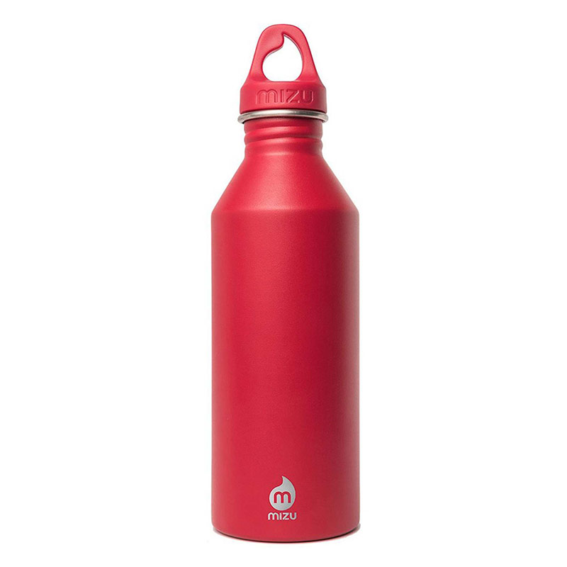 Mizu Waterbottle M8 Enduro Red/Red