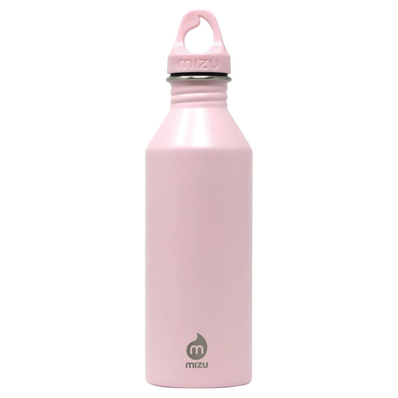 Mizu Waterbottle M8 Enduro Soft Pink/Lt. Pink