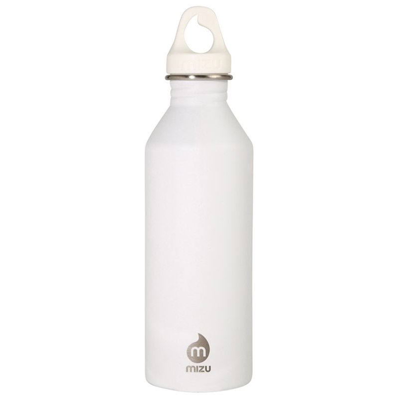 Mizu Waterbottle M8 Enduro White/White