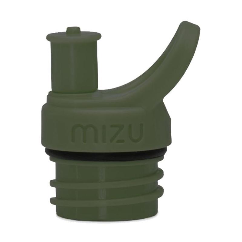 Mizu Waterbottle Sports Cap Army