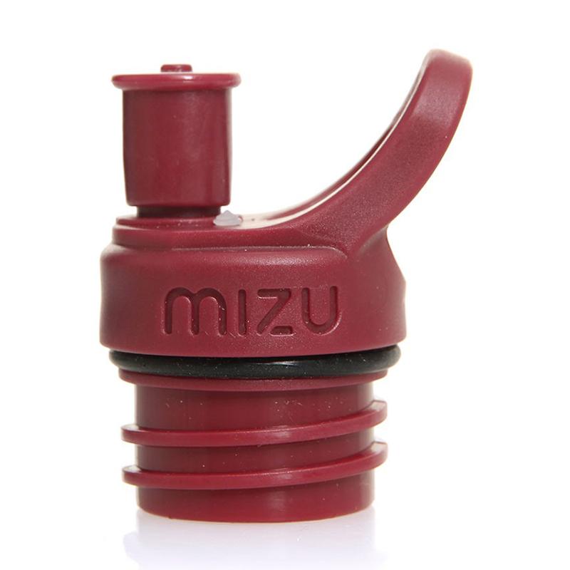Mizu Waterbottle Sports Cap Burgundy