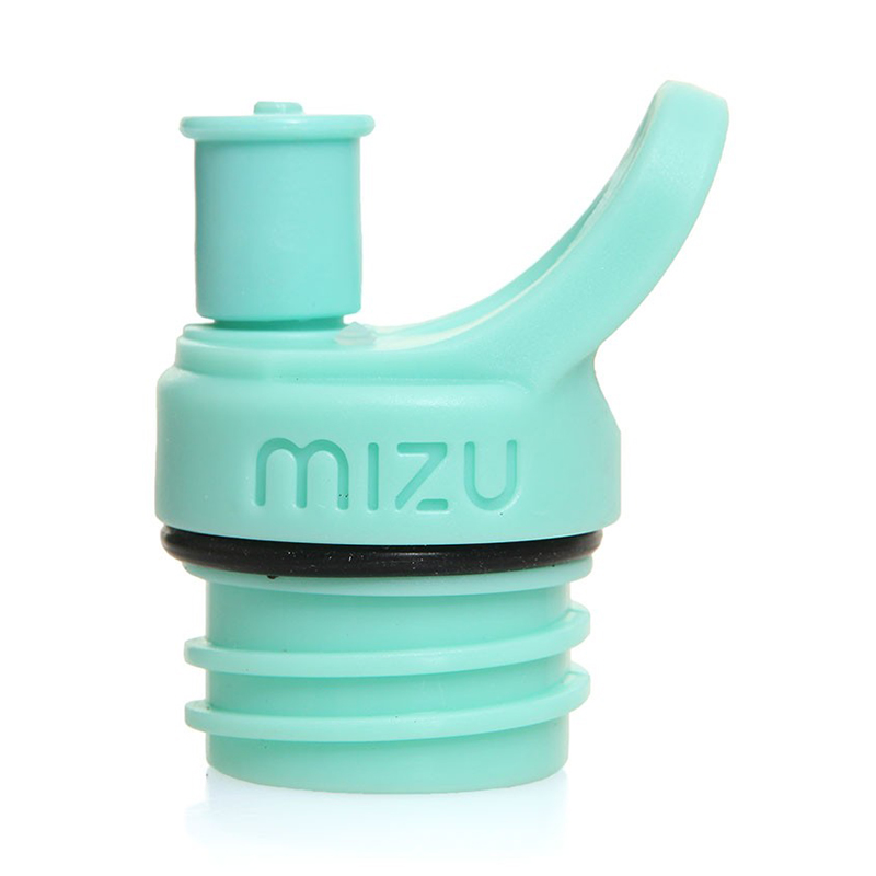 Mizu Waterbottle Sports Cap Mint