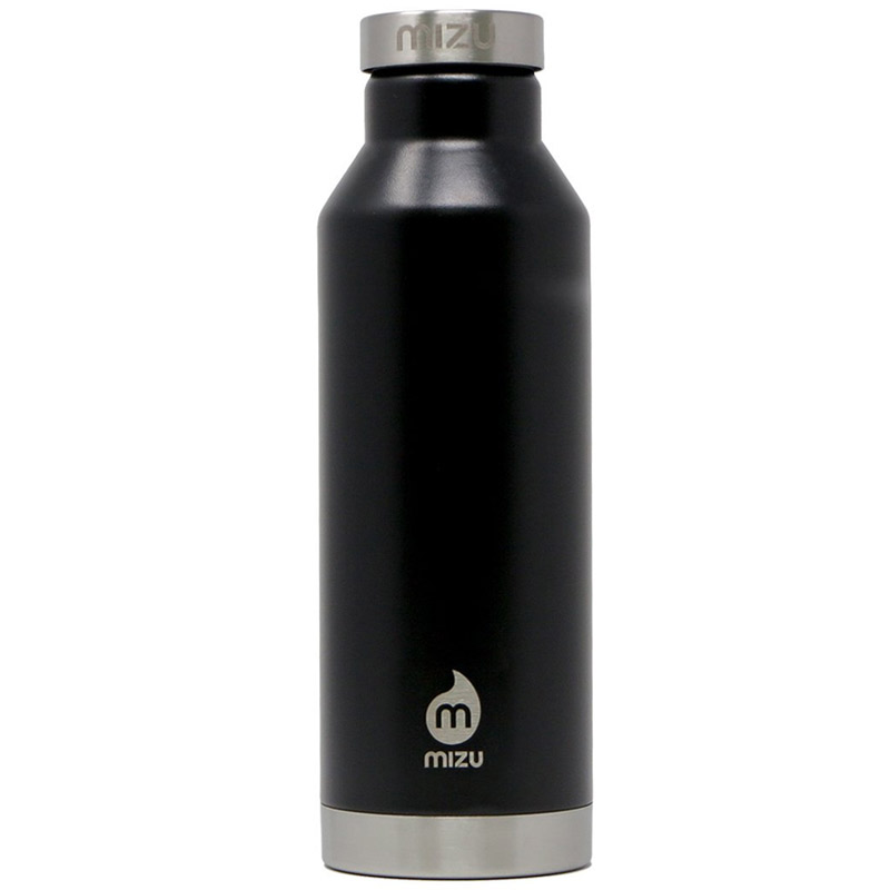 Mizu Waterbottle V6 Black