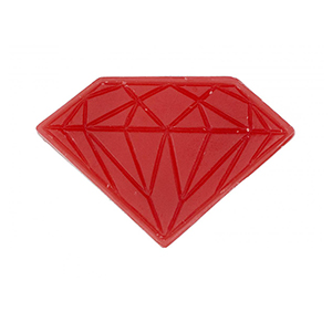 Diamond Hella Slick Wax Red