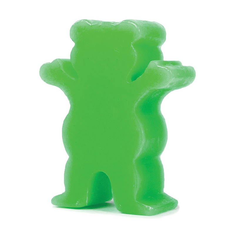 Grizzly Grease Wax Green