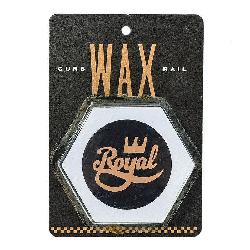 Royal Curb/Rail Wax