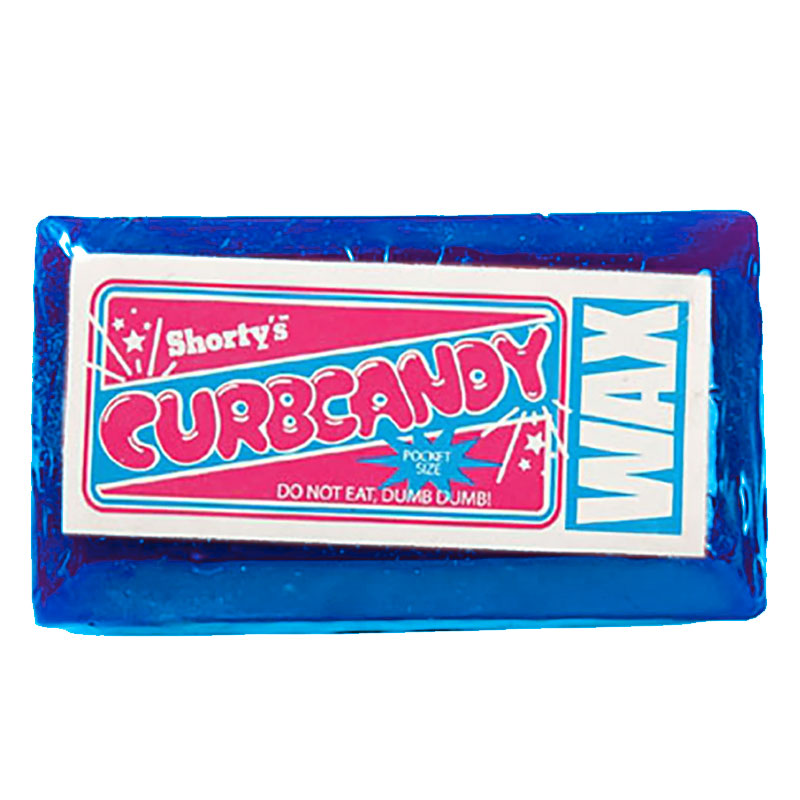 Shorty's Curb Candy Wax Blue