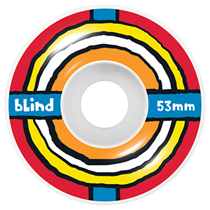 Blind Jankie Wheel 53mm