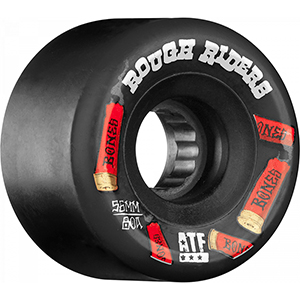 Bones ATF Rough Riders Shotgun Wheel Black 78A 56mm