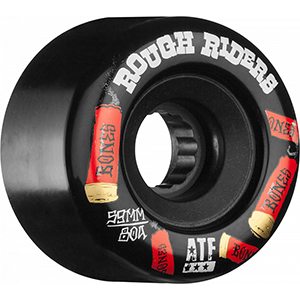 Bones ATF Rough Riders Shotgun Wheel Black 78A 59mm