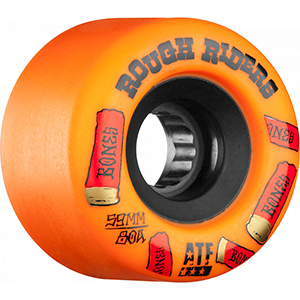 Bones ATF Rough Riders Shotgun Wheel Orange 78A 59mm