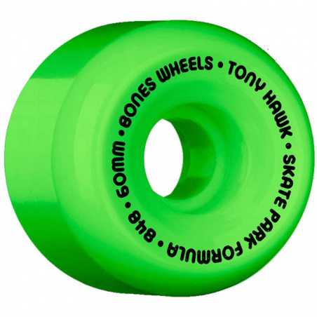 Bones SPF Pro Hawk Mini Cube Green Wheel P5 84B 60mm