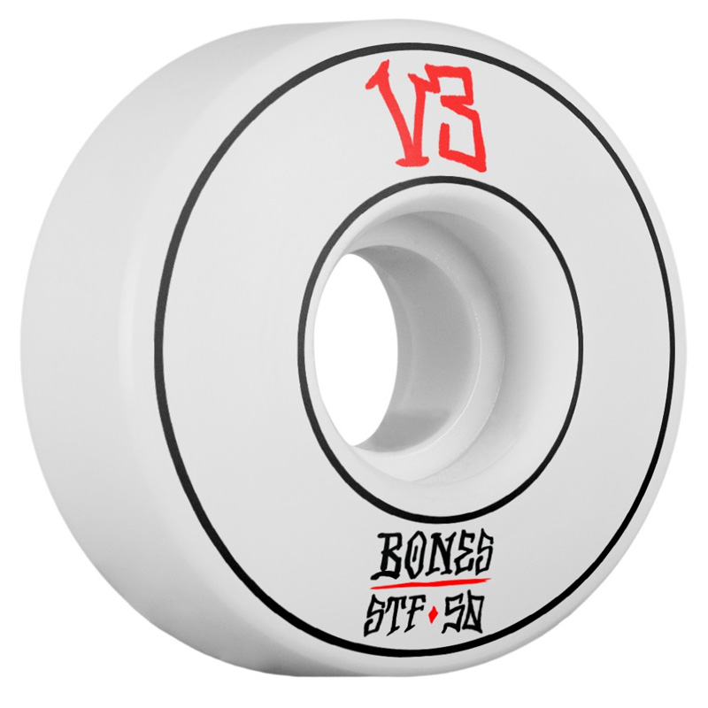 Bones STF Annuals Slims Wheels V3 83B 50mm