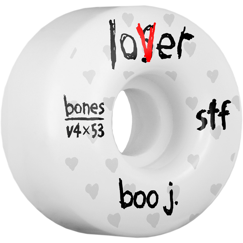 Bones STF Boo Lover Wheels V4 83B 53mm