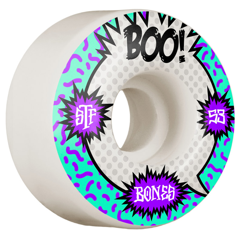 Bones STF Boo Raps Wide Wheels 103A 53mm