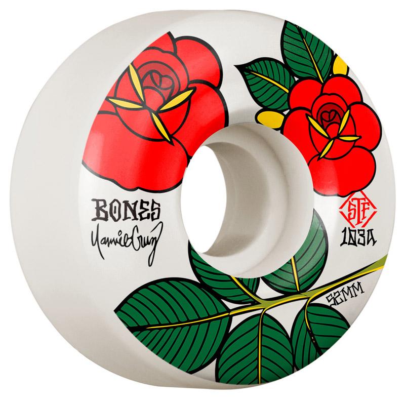 Bones STF Cruz Rosas Locks Wheels 103A 52mm