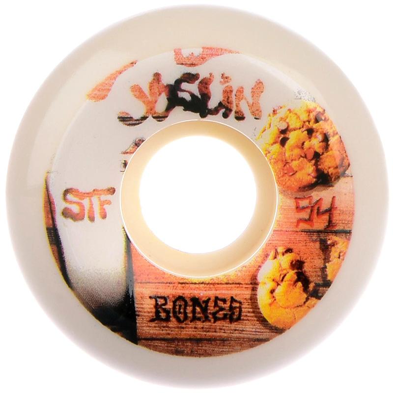 Bones STF Joslin Cookies Sidecuts Wheels V5 83B 52mm
