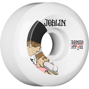 Bones STF Joslin London Wheels V5 83B 53mm