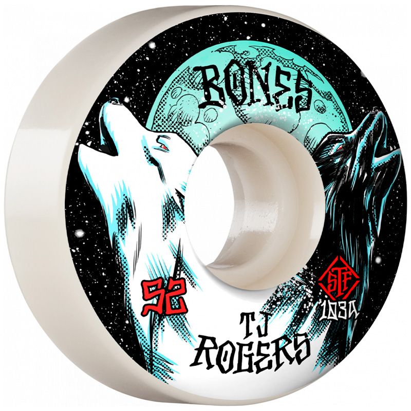 Bones STF Rogers Howl Slims Wheels V3 103A 52mm