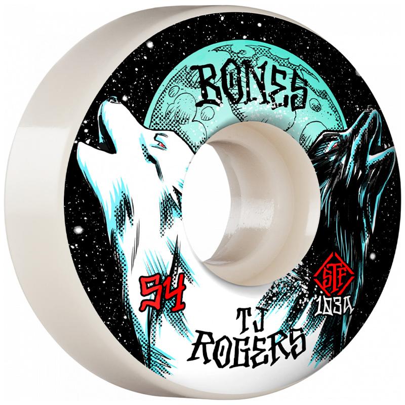 Bones STF Rogers Howl Slims Wheels V3 103A 54mm