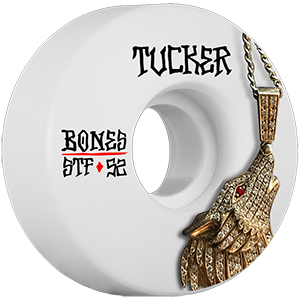 Bones STF Tucker Wolf Chain Wheels V1 103A 52mm
