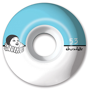 Chocolate Pagliacci Wheels Staple 99D 53mm