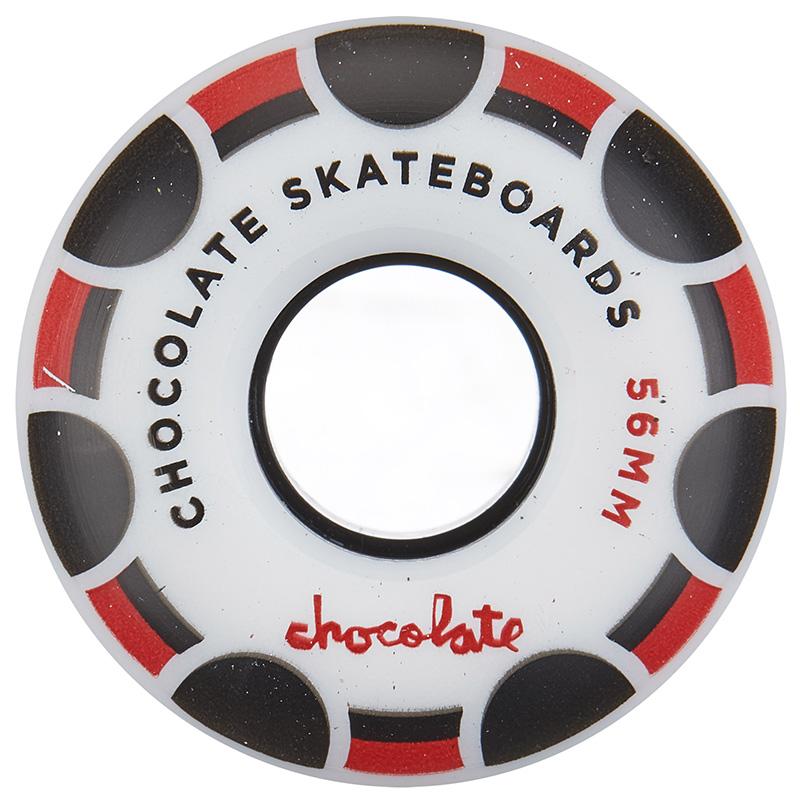 Chocolate Chips Cruiser Wheels 56mm