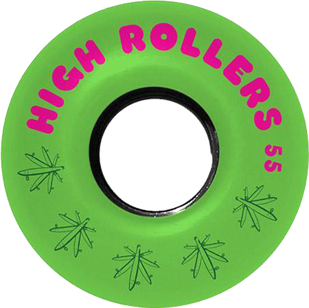 Crailtap High Roller Wheels 85D 55mm