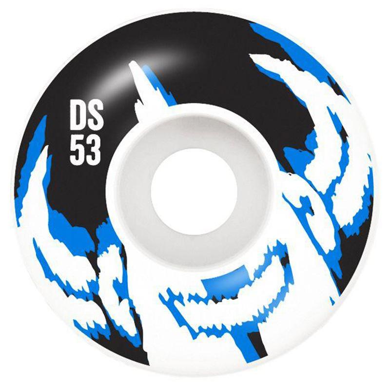 Darkstar Dissent Wheel Black 53mm