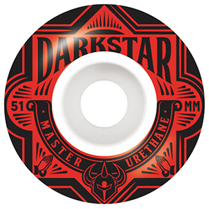 Darkstar Resolve Wheel Blue 53mm
