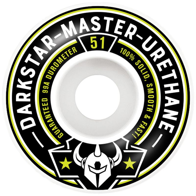 Darkstar Responder Wheels Lime 51mm